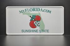 USA FLORIDA STATE LICENSE PLATE US Kennzeichen Nummernschild DEIN WUNSCH TEXT