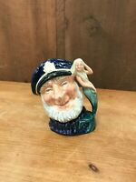 Antique Collectible Old Salt Royal Doulton China Character Toby Jug D6554