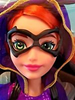 "DC Super Hero Girls 12 Inch ""Batgirl Action Doll"" - Stands on her own  Brand New"