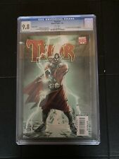 Thor #5 CGC 9.8 J Scott Campbell Cover Marvel Comics 2008 1st App Female Loki
