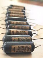 GOOD BLUE MOLDED .022  400V Tone Capacitors Gibson Original TESTED ~ BID PER
