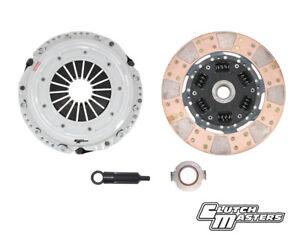 Clutchmasters FX400 for 2017 Honda Civic Si EX 1.5L 8-Puck Ceramic Damp Disc
