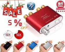 Douk audio Bluetooth 4.0 Mini Digital Power Amplifier Stereo HiFi Bass Amp 50W×2