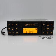Mercedes Audio 10 Becker BE3100 AUX-IN Kassettenradio Klinke MP3 Autoradio RDS