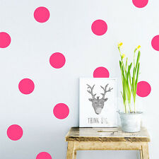 Cute Polka Dot DIY Removable Art Wall Sticker Home Bedroom Decal Vinyl Decor
