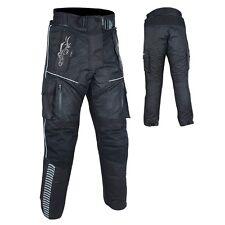 Pantalones moto mujer Cordura Textiles Ropa De Motocicleta ATROX nf2680 gr2xl