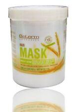 SALERM WHEAT GERM CONDITIONING TREATMENT HAIR MASK 33.7 oz 1 Liter 1000 ml