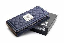 Clutch-Taschen aus Leder mit Organizer Damen-Geldbörsen & -Etuis