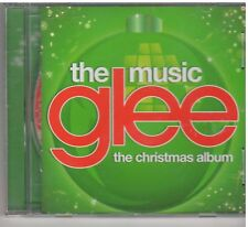 GLEE THE MUSIC THE CHRISTMAS ALBUM  (CD, 2010, Columbia)