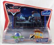 CARS - BUZZ & WOODY - Mattel Disney Pixar