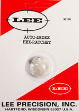 Lee Hex Ratchet 3pk for 3 Hole Turret Press & Pro 1000 Press 90108 / TA2368 New