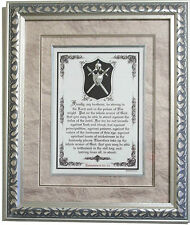 """New 17"""" Bible Scripture Plaques/Signs""""THE WHOLE ARMOR OF GOD""""Christian Gift $200"""