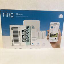 Ring 4K11S70ENH Alarm Home System - White - Brand New