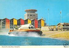 AK, Hampshire, UK, Hovercraft at Southsea, Hampshire, um 1975