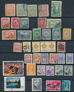 ^^NICE^^ LARGE OLD TURKEY & SYRIA STAMP COLLECTION (SEE PICTURES) NO RESERVE