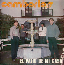 "CAMBORIOS ""EL PATIO DE MI CASA"" RARE SPANISH 7"" VINYL / JAMES WOODS - FLAMENCO"