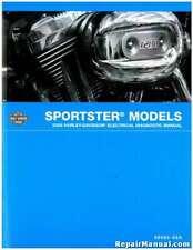 2008 Harley Davidson Sportster Motorcycle Electrical Diagnostic Manual : 9949...