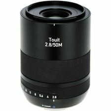 EX DEMO Zeiss 50mm F2.8 Touit For Fujifilm X Mount