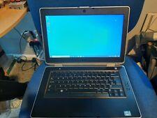 Dell E6420 i5-2540M 2.60GHz 250GB 4GB Webcam HDMI DVDRW Windows 10
