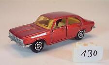 Majorette 1/60 Nº 208 Chrysler 180 berline rotmetallic #130