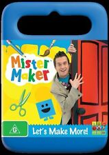 Mister Maker: Let's Make More!  - DVD - Region 4