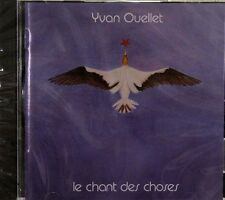Yvan Ouellet-Le Chant des Choses Canadian prog cd