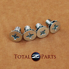 Datsun 240z-280z Door Latch Mechanism, Dovetail Screws Set <4> *NOS Original*