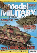 Revue Model Military International n°41 - Sept 09 NEUF