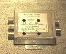 FuG BOS RTK Antennenanpassgerät AG 1920 D-Netz 2m 4m 16V Antenne