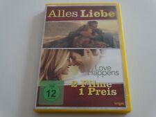 2 Liebesfilme - Message in a Bottle / Love Happens (Alles Liebe) (2013)