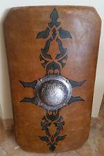 Prince of Persia Tower Shield Movie Used Prop Metal Emboss w/COA Greek/Persian