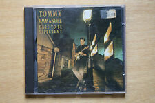 Tommy Emmanuel ‎– Dare To Be Different   (Box C87)