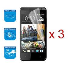 HTC Desire 300 Screen Protector Cover Guard Film Foil x 3