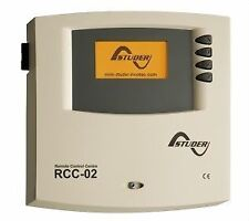 Unità di controllo a distanza inverter batteria RCC-02 Studer