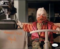 ED GALE Signed HOWARD THE DUCK 8x10 Photo In Person Autograph JSA COA Cert