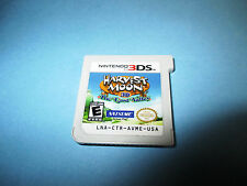 Harvest Moon 3D The Lost Valley (Nintendo 3DS) XL 2DS Game