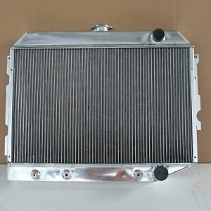 1643B 3R Aluminum Radiator For Plymouth Belvedere Barracuda Dodge Challenger AT