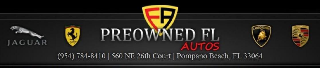 Preowned FL Autos