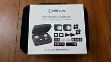 Lume Cube 2.0 Professional LED Lighting Kit for Camera Video LC-V2PROLK