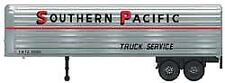 WALTHERS SCENEMASTER HO SCALE 1/87 35' TRAILER SP (2) 949-2412