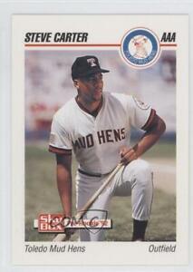 1992 SkyBox Pre-Rookie AAA Packs Steve Carter #259
