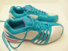Women's Adidas Barricade court shoes sneakers size 8
