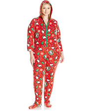 Hello Kitty Women's Size Ugly Holiday Hoodie Jumper Plus 2X