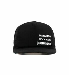 Official Hoonigan Travis Pastrana Gymkhana Star Trucker Hat - Free UK Shipping
