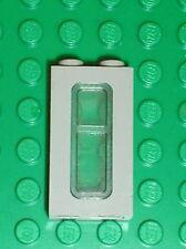Fenetre LEGO TRAIN OldGray window ref 4035 / Set 4558 & 10001  Metroliner