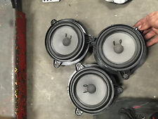 2006 2007 INFINITI M35 M45 REAR LEFT LH SIDE DOOR BOSE AUDIO SPEAKER OEM