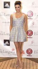 Zara Acrylic Work Dresses Midi