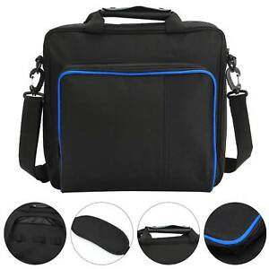 PS4 Carrying Case For PlayStation 4 Game Console Accessories Travel Shoulder Bag