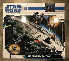 Star Wars Talking Millennium Falcon Lights & Sounds Legacy Collection 2008
