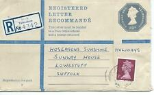 GB - REGISTERED ENVELOPE - SIZE G - 23p - South Tottenham - 4342